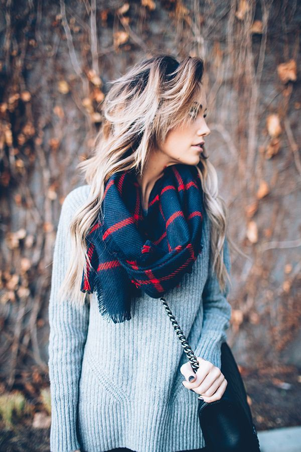 Casual outfits with scarves, Casual wear