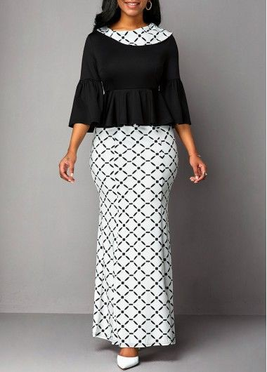 Great outfit ideas for day dress, African wax prints