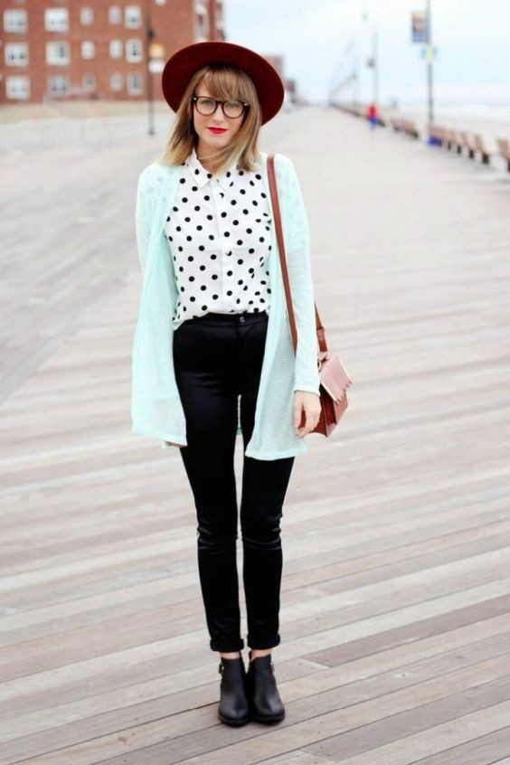 Classic ideas to try hipster woman look, Hipster Fashion