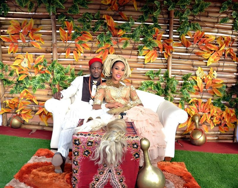 Nigerian igbo traditional wedding decorations