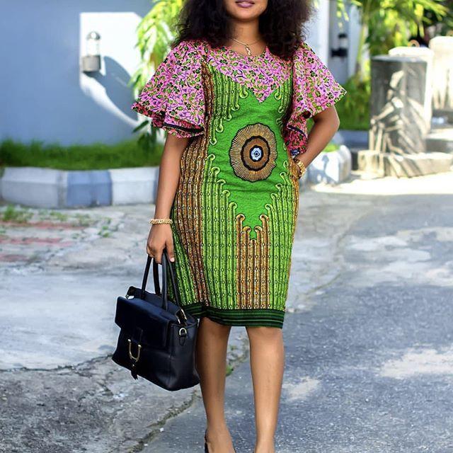 Short ankara gown styles 2019, African Dress