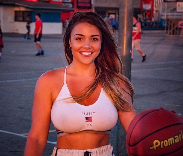 Jem Wolfie World Sexiest Basketball Player