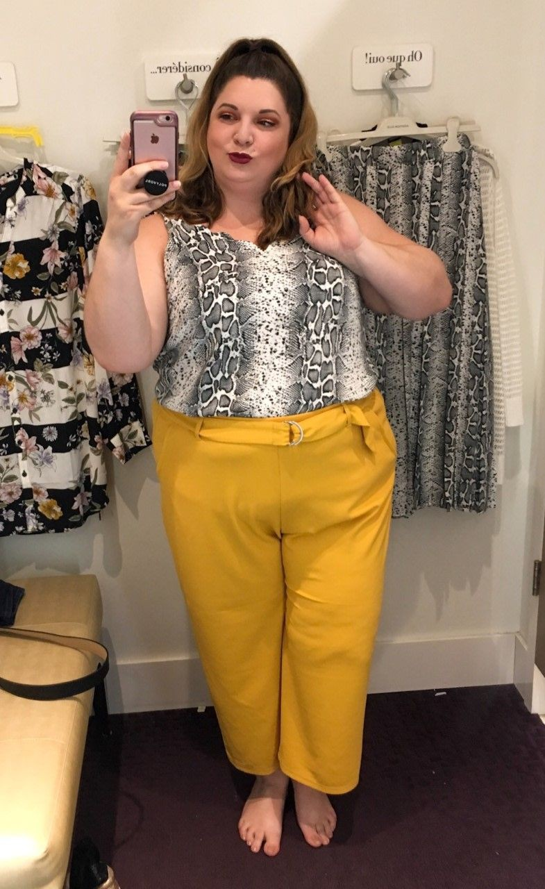 Plus Size Work Outfit, Addition Elle, Plus-size clothing