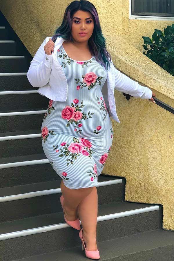Super classy & trendy outfits – mamacitas gorditas, Little black dress