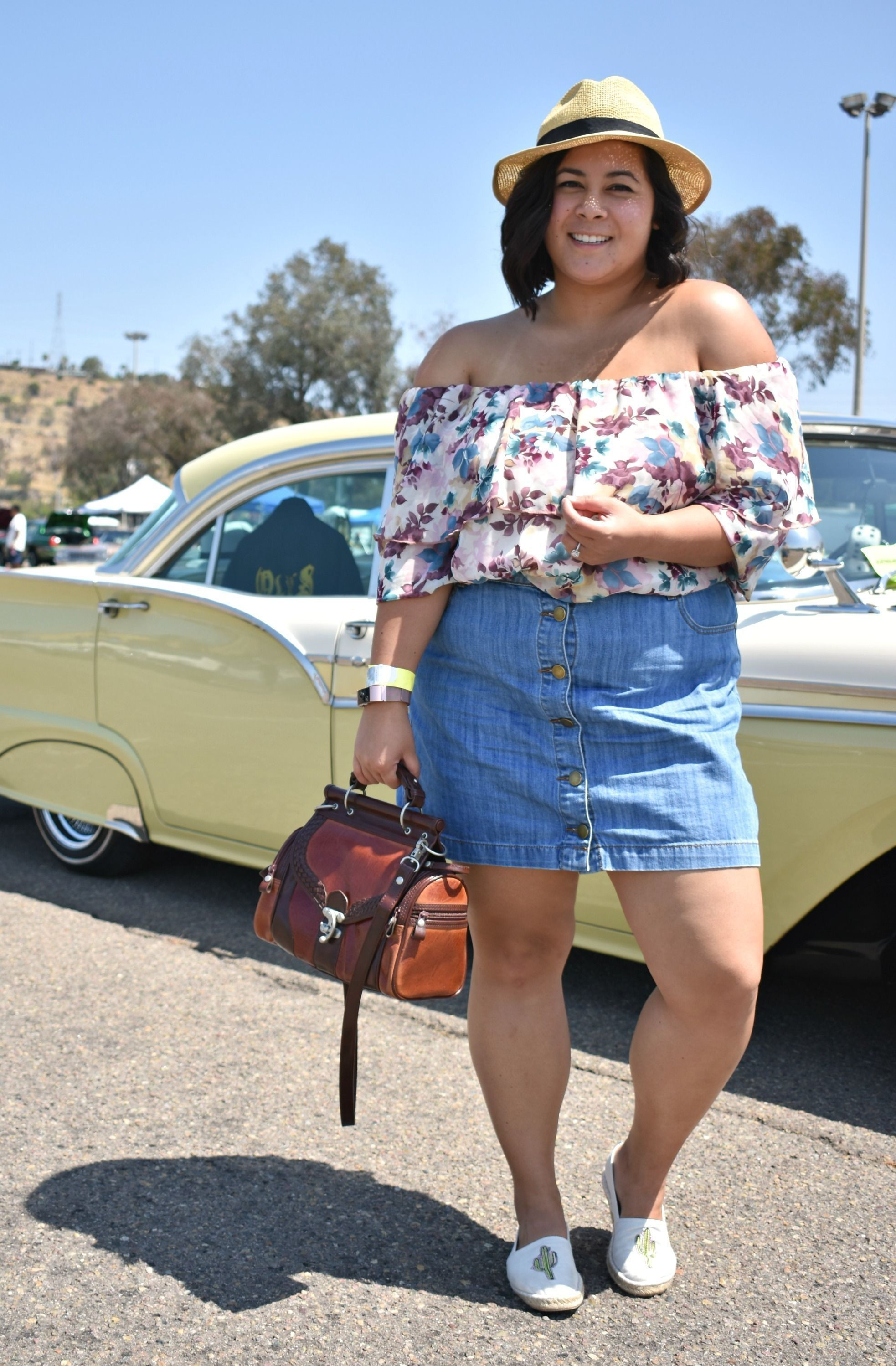 Havana outfit for plus size
