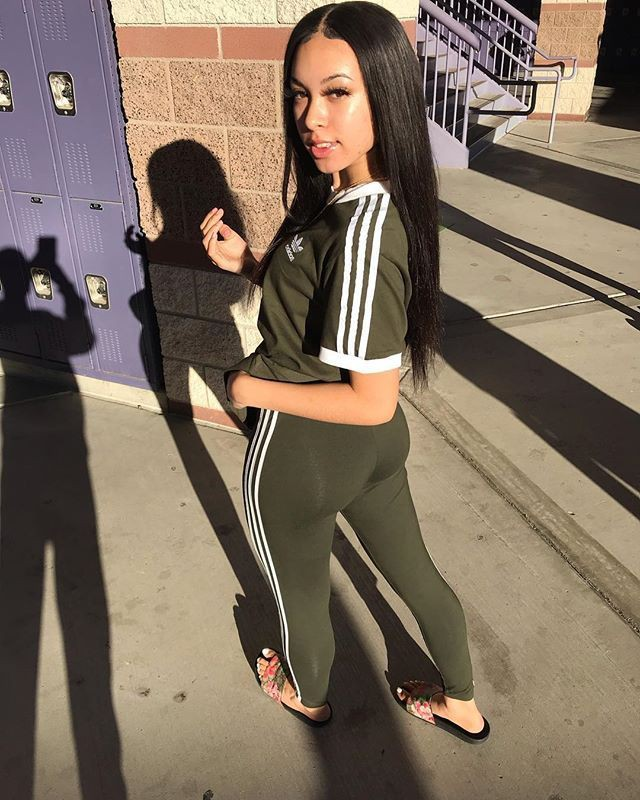 Adidas Outfits For Girls