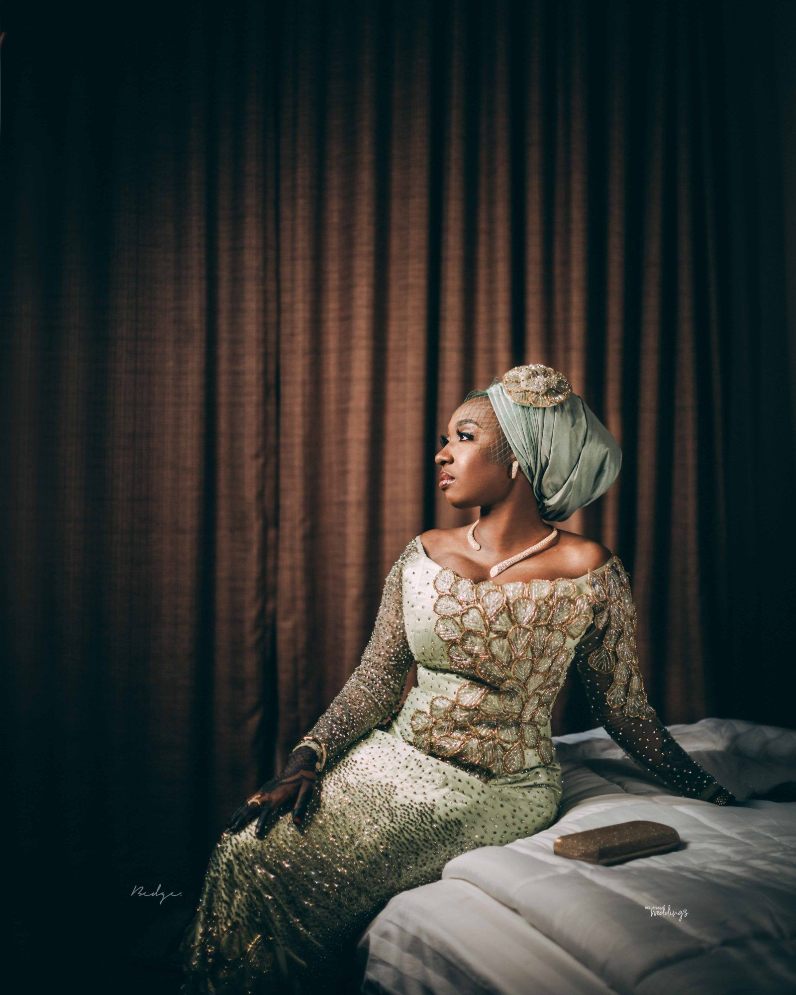 Nigerian Dresses For Nigerian Brides, Photo shoot, Fátima