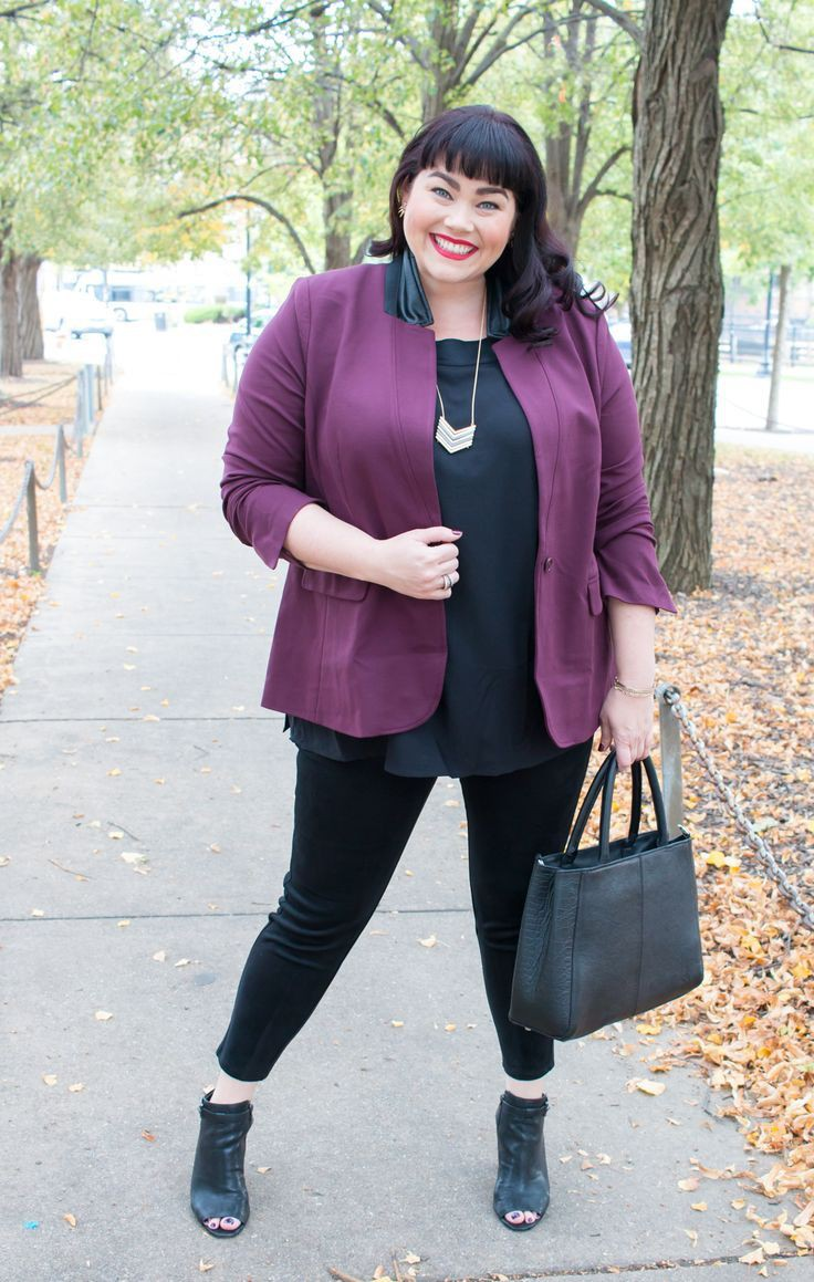 Beauties choice lane bryant blazers, Plus-size clothing