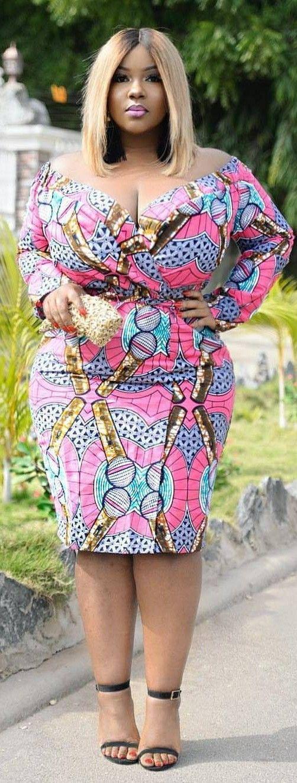 Choice of everyone bbw ankara styles, African wax prints