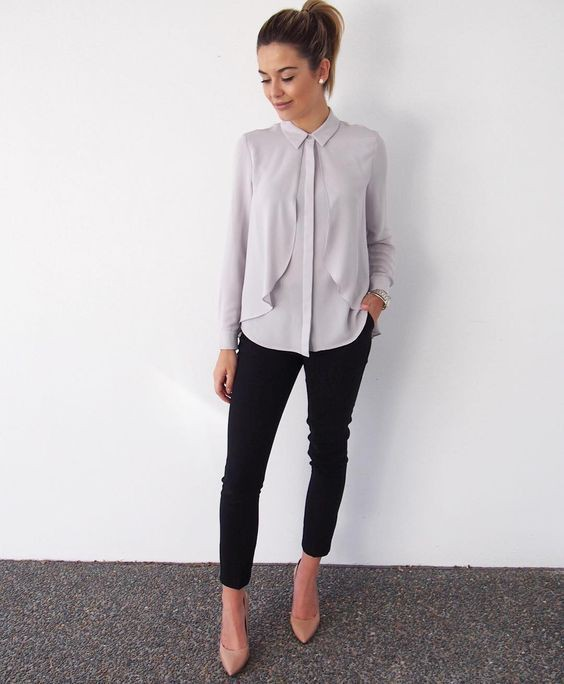 Lovely! interview outfit women, Casual wear