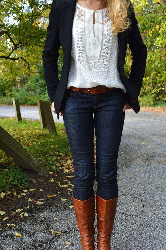 Womens fall outfit ideas, Casual wear