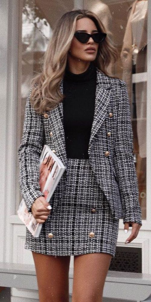 Absolutely worth trying these blazer outfit ideas, Casual wear