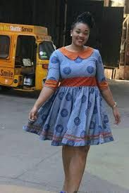 Fine and perfect african dresses designs, African wax prints