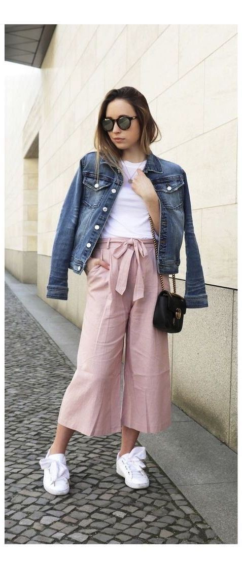 Culottes Outfit Ideas, Something Cool (Stereo)