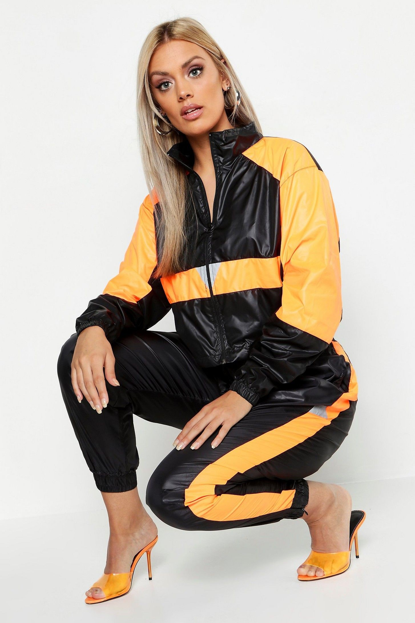 Discovery ideas on fashion model, Parachute pants