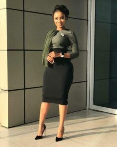Perfect look serwaa amihere, GHOne TV
