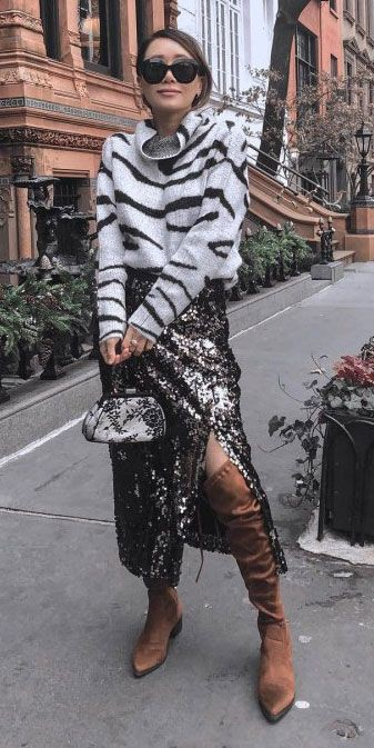 Holiday Outfit Ideas For Women, Christmas Day, Family reunion