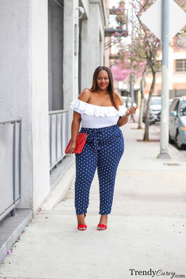 Great stuff trendy curvy com 2018, Polka dot