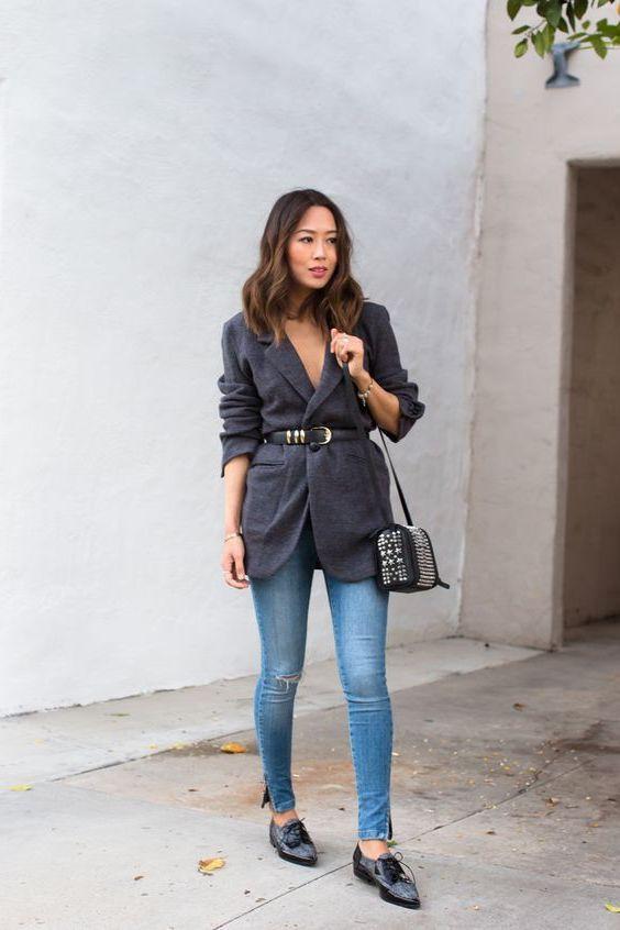 Casual Blazer Outfits Female, Model M keyboard
