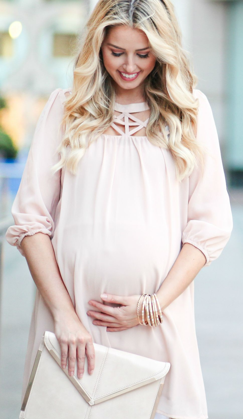 Outfit formal para embarazadas, Maternity clothing