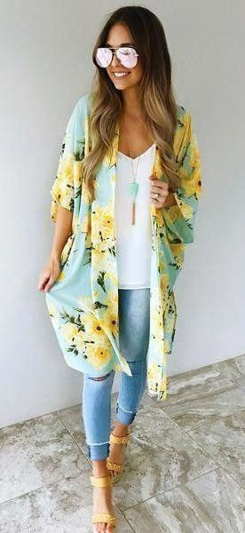 Cardigan outfits for summer, Casual wear