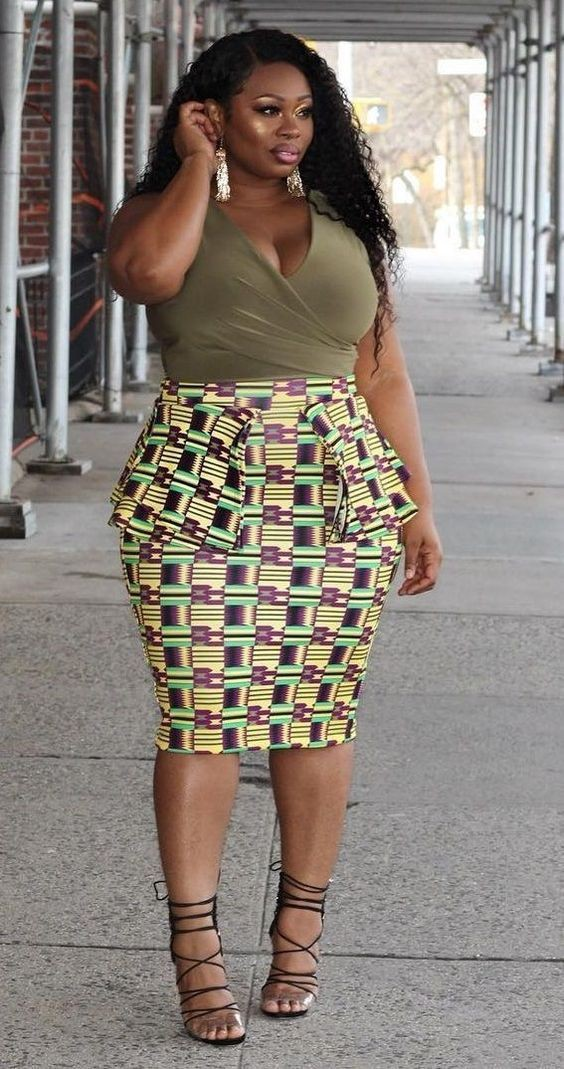 Fabulous tips on african curvy fashion, African wax prints