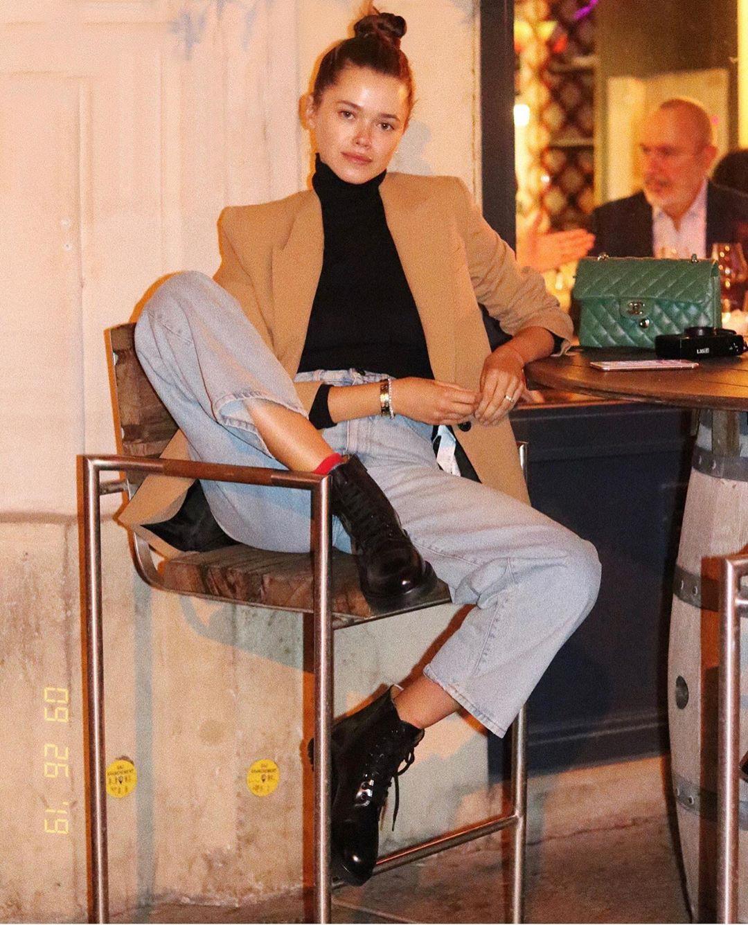 Women Blazer Outfits, Valeria Lipovetsky, Street fashion