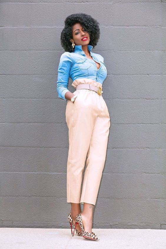 Gorgeous outfits ideas fashion model, Paper bag