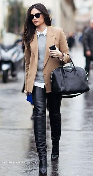 Wow dresses winter office style, Casual wear