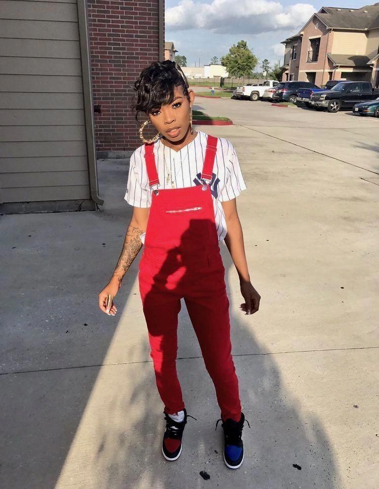 Baddie Outfits With Jordans, Ripped jeans, Air Jordan