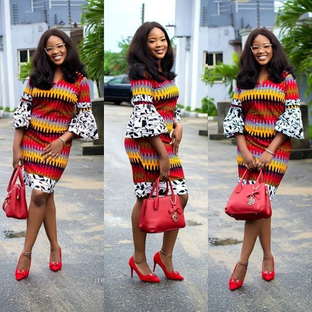 Ankara Gown Styles, African wax prints, African Dress