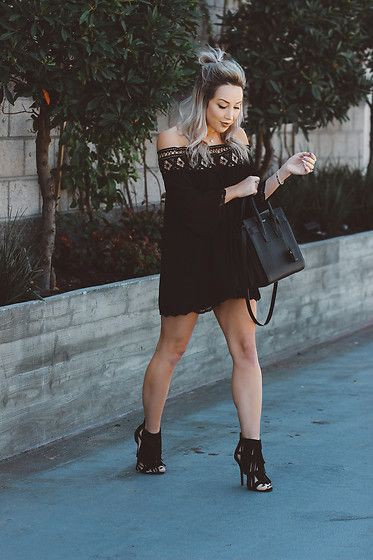 Cute Outfit Ideas For Teenage Girl, Little black dress, Free People