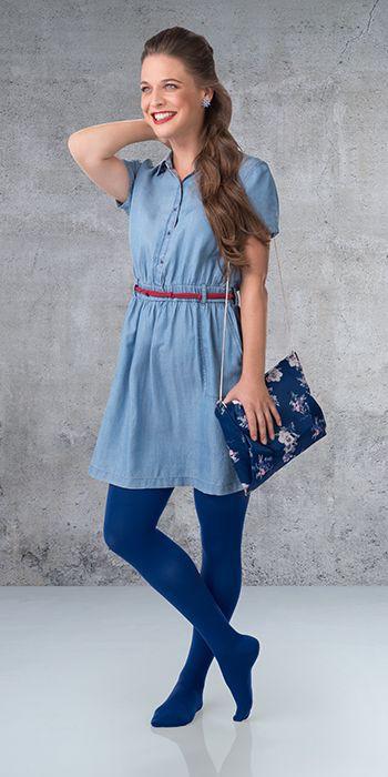 All size and style juzo inspiring navy, Z&I Dress