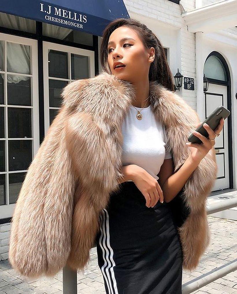 Fantastic fur clothing, Fox Fur Jacket