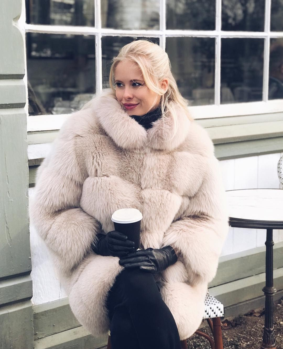 Get more ideas on fur clothing, fur coat