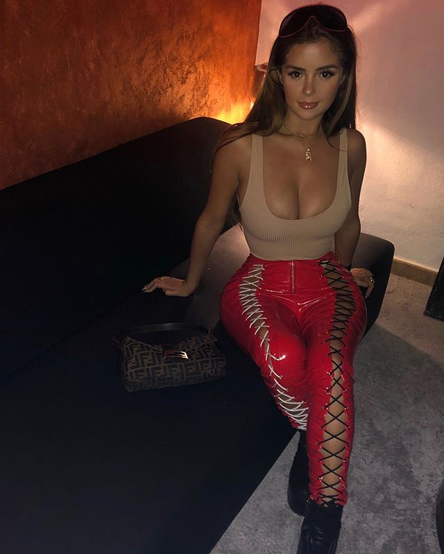 Choice of all demi rose instagram 2019
