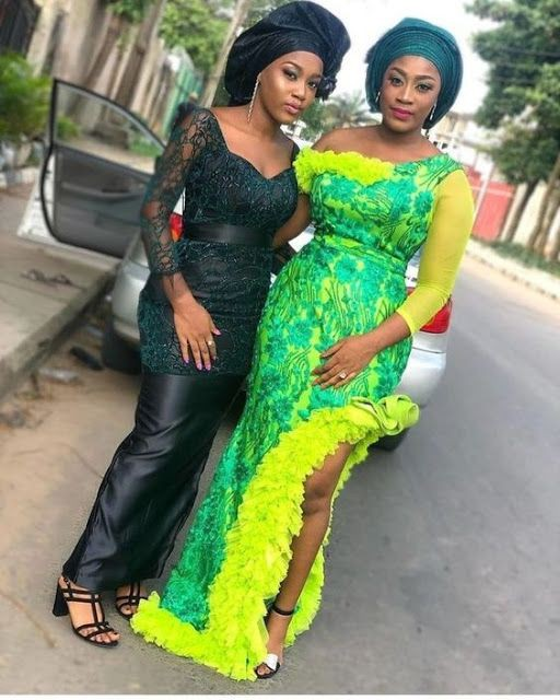 Aso Ebi Styles, African wax prints, Fashion in Nigeria