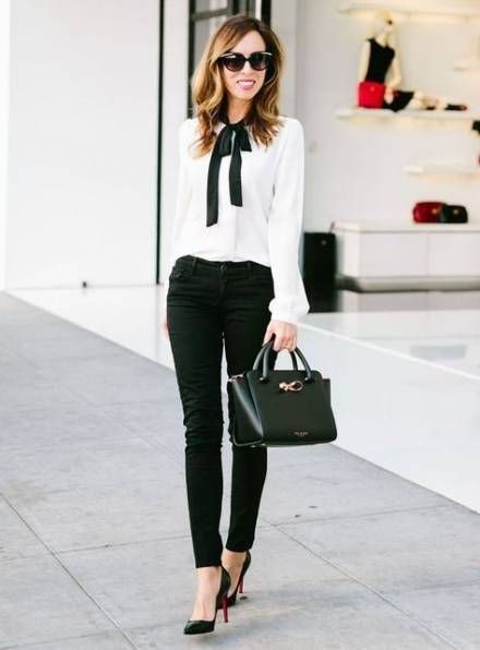 Work outfit ideas women, Casual wear