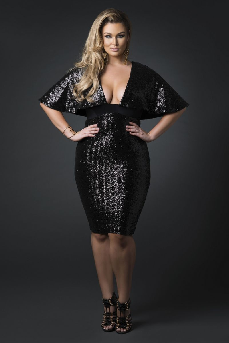 Holiday dresses plus size, Plus-size clothing