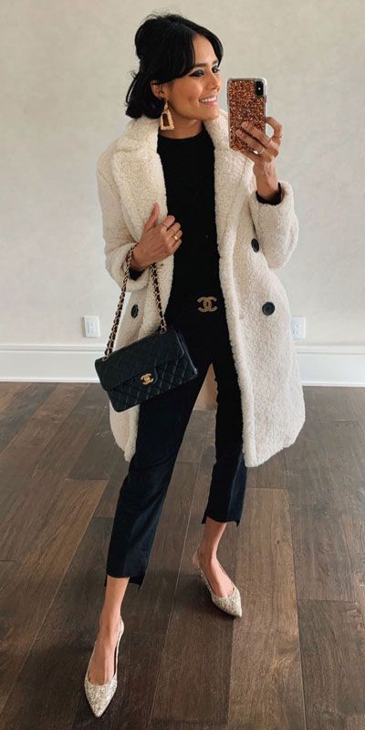 Outfits For Skinny Women, Casual wear, Fur clothing
