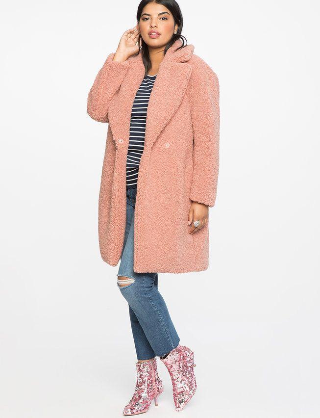 Style to choose fashion model, Fur clothing