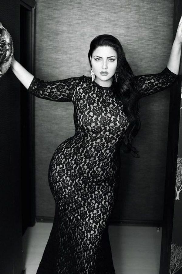 Russian models plus size, Tara Lynn