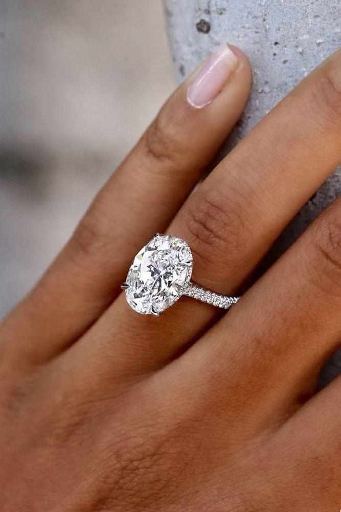 Diamond bling engagement rings, Engagement ring