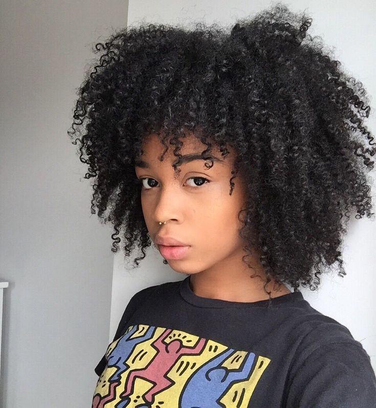 Beautiful Black Women, Natural hair movement, head hair