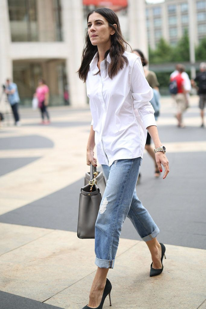 Jeans outfit and shirt How To