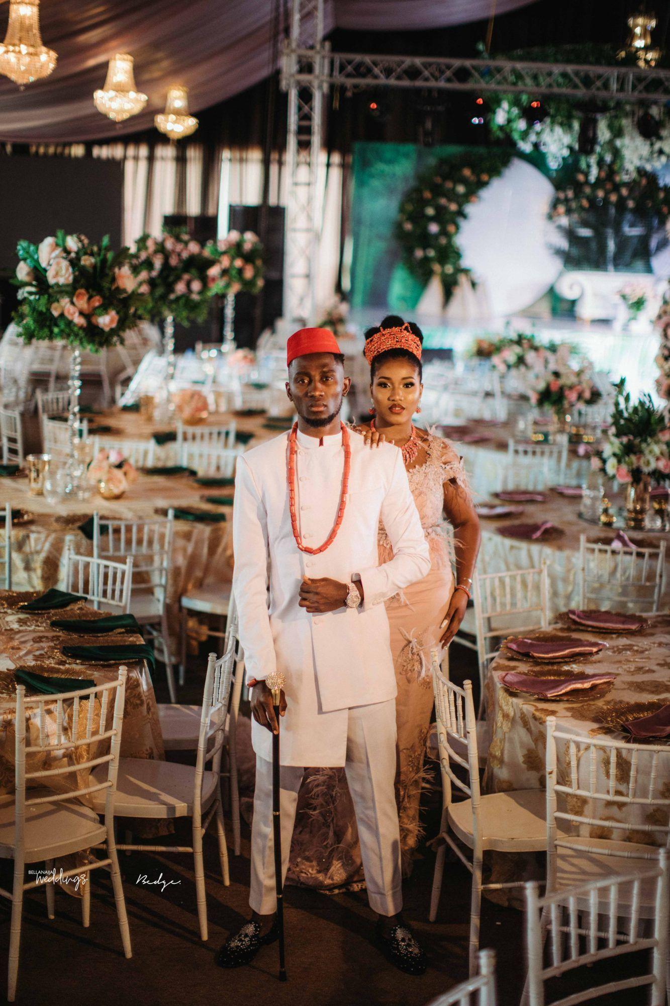 Nigerian Dresses For Nigerian Brides, Wilfred Ndidi, Monique Lhuillier