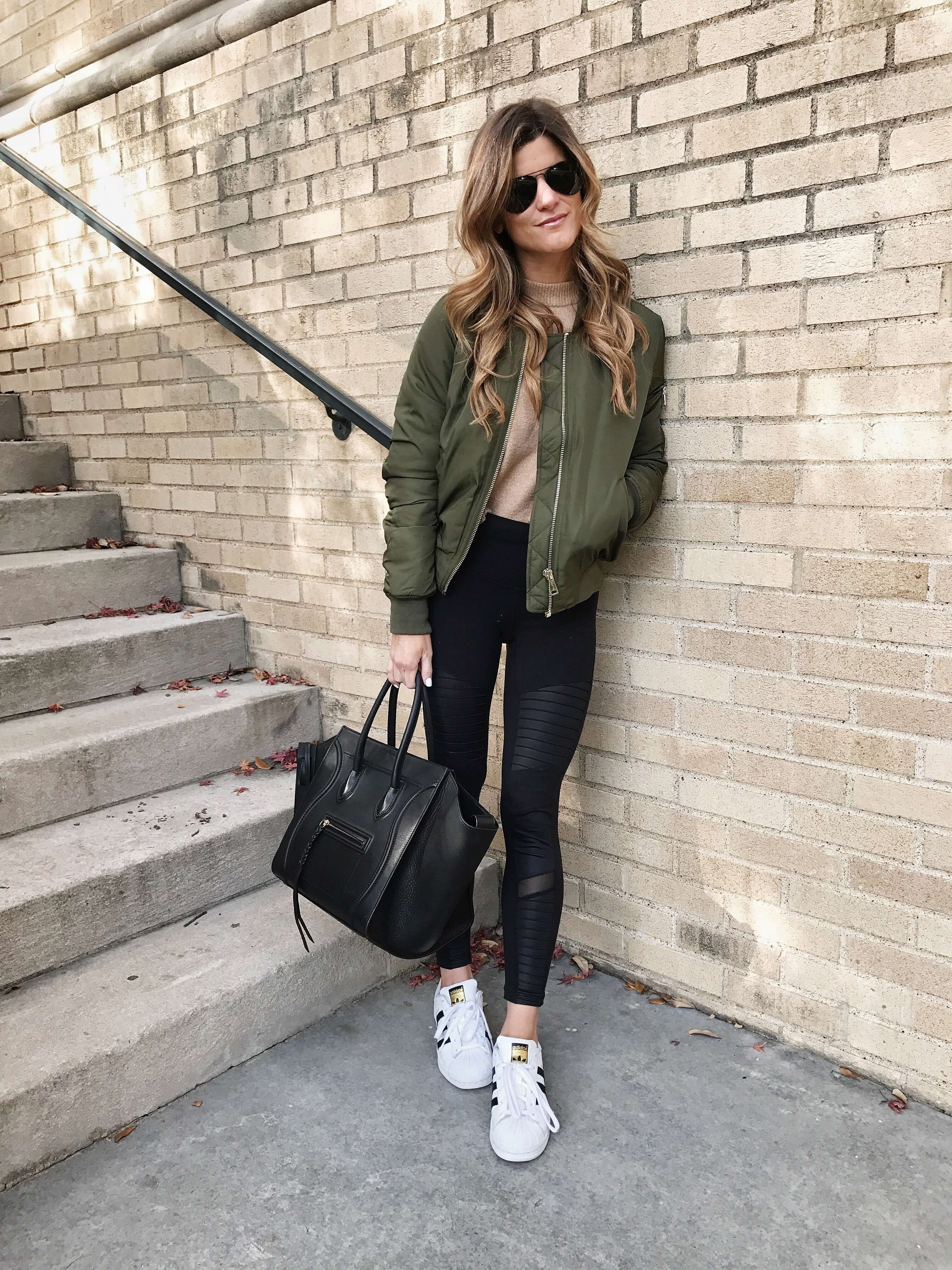 Party outfits for olive jacket outfit, Flight jacket