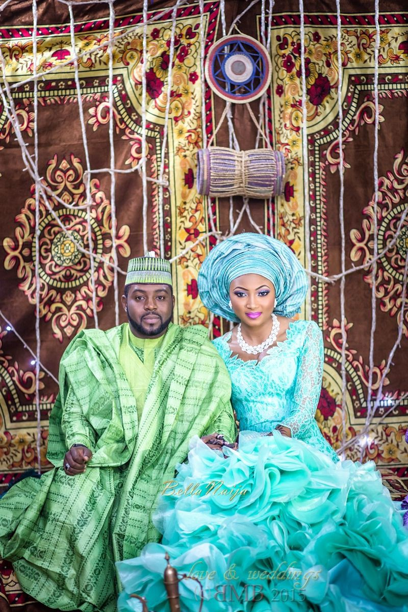 Nigerian Dresses For Nigerian Brides, Wedding dress, Hausa people