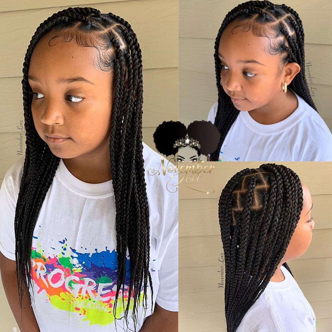 Excellent Tips For Braids For Kids, Box Braids