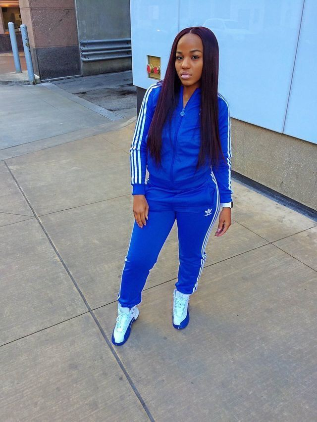 Adidas sun glow outfit, Casual wear